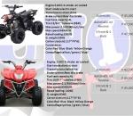 ATV 110cc  P45K